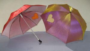 Auto Open Creative Anti-UV Straight Sun Umbrella