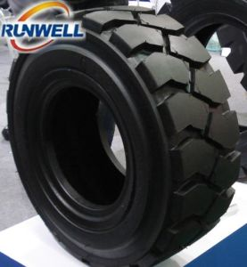 Pneumatic Forklift Tyre (5.00-8, 6.00-9, 6.50-10) pictures & photos