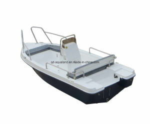 Aqualand 15feet 4.6m Motor Boat/Sports Fishing Boat /Fiberglass Speed Power Boat/ (150) pictures & photos