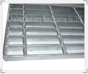Steel Grating with H. D. G. Finish pictures & photos