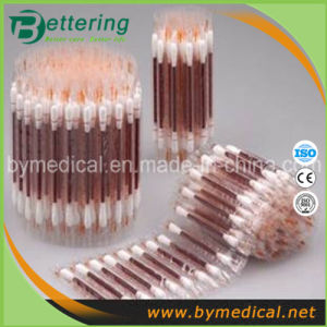 Disposable Medical Iodophor Cotton Swab pictures & photos
