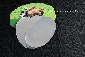 350g Matted Food Container Lid pictures & photos
