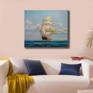 Sailing Painting for Home Decoration pictures & photos