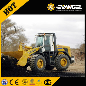 Foton Lovol 5 Ton Wheel Loader Fl958g Weichai Engine pictures & photos