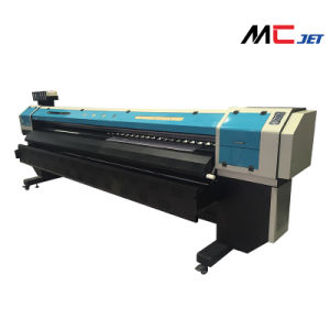 126 Inch Large Format Eco-Solvent Digital Flex Printer Machine with Epson Dx10 for Banner pictures & photos