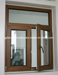 UPVC Casement Window with Colorful pictures & photos