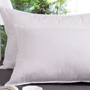 Hotel Bedding Set Pillow Case & Pillow 100% Cotton (BE-006) Manufacturer pictures & photos
