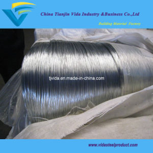 Zinc Aluminimum Alloy Steel Wire Gulfan Steel Wire pictures & photos