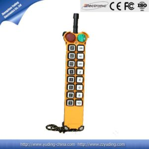 Industrial Universal Crane Remote Control (F21-16D) pictures & photos