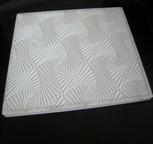 PVC Gypsum Ceiling Tile (elegant new design) pictures & photos