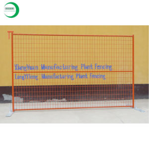 Powder Coated Temp Fence (XY-003M) pictures & photos
