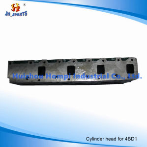 Engine Cylinder Head for Isuzu 4bd1 4bd1t 4bd2t 8-97141-821-1 8-97141-821-2 pictures & photos