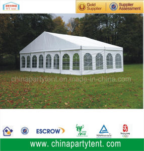 Outdoor Luxury PVC Party Tent with Glass Windows