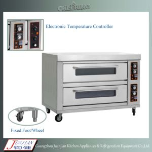 Two Deck Trays Pizza Baking Gas Oven Manufacturer pictures & photos
