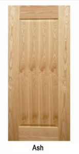 Natural Wood Veneer Door Leaf, Door Skin pictures & photos