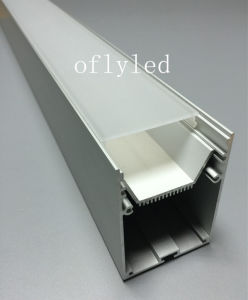LED Suspending Aluminum Profile for High Power Lights pictures & photos