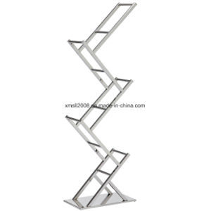 High Quality Stainless Steel Magazine Rack pictures & photos