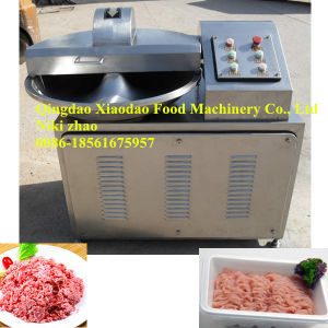 Fresh Meat Chopper/Meat Bowl Machine/Vegetable Bowl Cutter pictures & photos