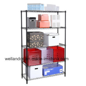 NSF Standard Light Duty Adjustable Steel Wire Shelving pictures & photos