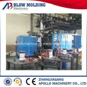 High Quality 220L Plastic Chemical Barrel Blow Molding Machines pictures & photos