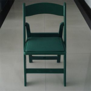 Green Wimbledon Chairs for Outdoor Weddings pictures & photos