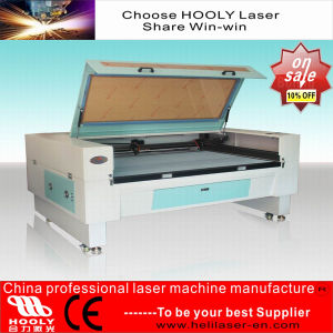 2013 Latest 80W CNC CO2 Laser Cutter (HL-1080C)