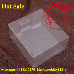 China 100% Transparent Clear Pet Plastic Jewellery Box with Free Samples pictures & photos