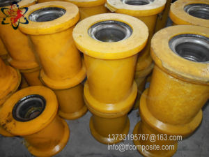 Tfp Polyurethane Grounding Idler for Coal Mining with Highest Friction Reduction pictures & photos
