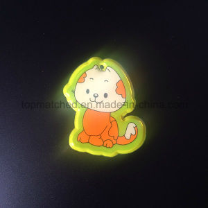 Kitty Cat and Dog Reflective Pendant for Promotion pictures & photos