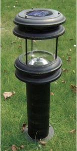 Solar Garden Lawn Yard Patio Walkway Outdoor Path Light Home Decor pictures & photos