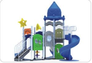Children Outdoor Playground (QQ14035-2) pictures & photos