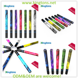 Disposable Electronic Cigarette K912D Capacity Portable Vape with 1.5ml Tank pictures & photos