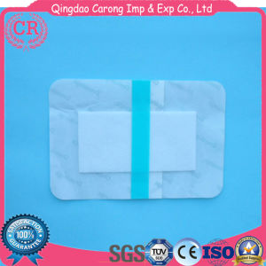 Surgical Waterproof Wound Dressing with Absorbent Pad pictures & photos