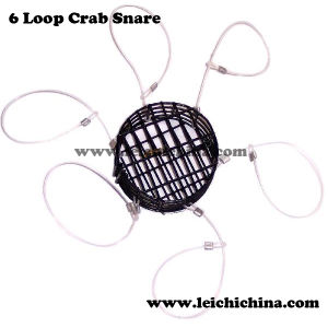 Wholesale 6 Loop Crab Snare pictures & photos