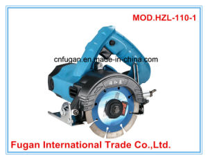 Power Tool 110mm Marble Cutter (HZL-110-1)