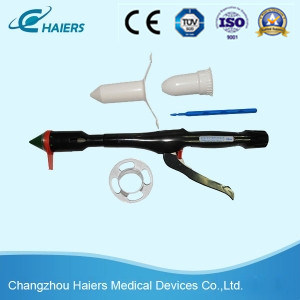 Disposable Hemorrhoidal Stapler for Piles pictures & photos