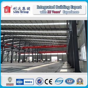Pre Fabricated Steel Structure Warehouse Building pictures & photos