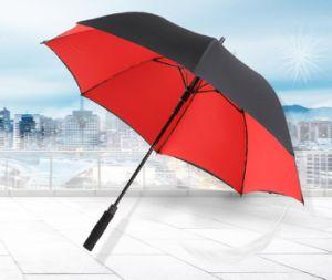 Custom Made Umbrella Promotional Windproof Golf Umbrella pictures & photos