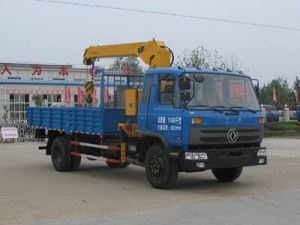 5 Ton Hiab Crane for Sale pictures & photos