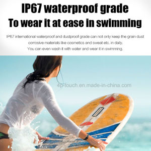 IP67 Waterproof Fitness Tracker S2 Bluetooth Smart Bracelet pictures & photos