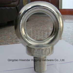 Ss316 Eye Bolt and Nut DIN580, DIN582, JIS 1168 JIS 1169 pictures & photos