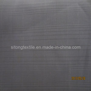 100% Polyester Imitation Memory Coat Fabric