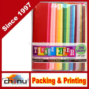 Rainbow Color Tissue Paper (510047) pictures & photos