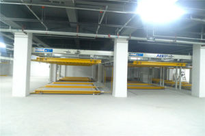 Easy Pauzzle Parking System Two Level Slide and Lift pictures & photos