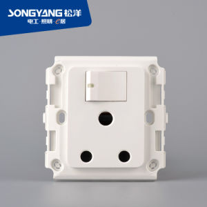 a Series Power Plug 15A Socket pictures & photos