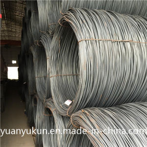 ASTM AISI Standard SAE 1006/1008/1010 Steel Wire Rod 7.0mm pictures & photos