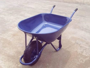 High Quality 80L&6cbf Wheel Barrow/Hand Barrow for South America (wb7400b-1) pictures & photos