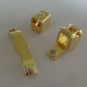 High Quality Professional Brass Stamping Parts pictures & photos