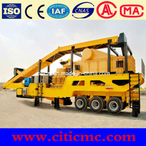 Hot Sale Mobile Impact Crusher& Portable Breaker pictures & photos