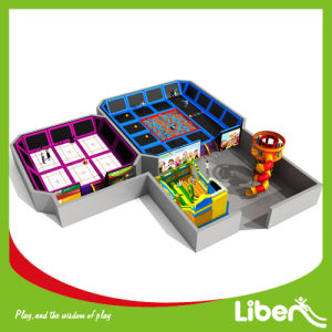 Liben Customized Providers Indoor Trampoline Place for Children pictures & photos